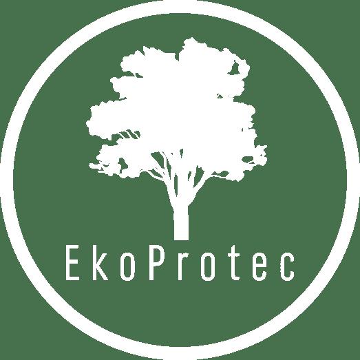 logo białe arborysta ekoprotec